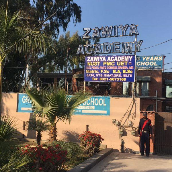 Zawiya peshawar Rd Campus