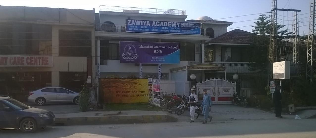 Zawiya Academy | Zawiya Academy Institute website